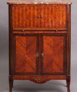 Шкафчик с выдвижной столешницей