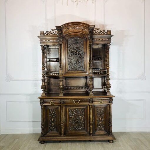 "Буфет антикварный ""Кружево"" XIX-XX века, Франция."
