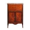 Шкафчик антикварный с выдвижной столешницей конца XIX века, Франция.
