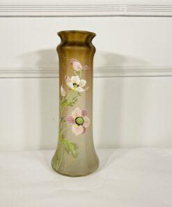 Большая ваза в стиле Ар Нуво начала XX века Франция.