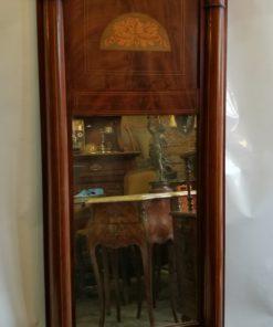Большое зеркало в стиле ампир, XIX-XX век, Франция