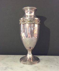 ваза старинная медная