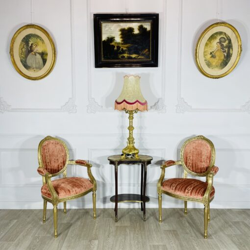 Кресла парные Ампир XX век