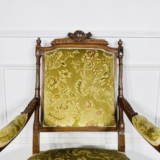 Кресла и стулья, диван (гарнитур мягкой мебели) XIX-XX в