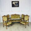 Гарнитур мягкой мебели XIX-XX Века Франция.