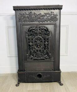 Чугунная печь XIX-XX века