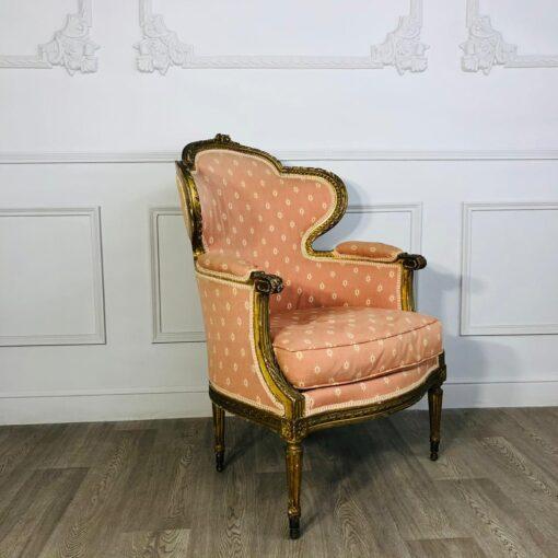 Кресло Бержер XIX века
