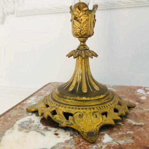 Ваза на бронзовом основании, Франция, конец XIX века