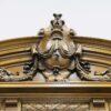 Консоль XIX века с выдвижным ящичком