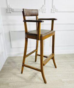Кресло бильярдное середины XX века, Франция.