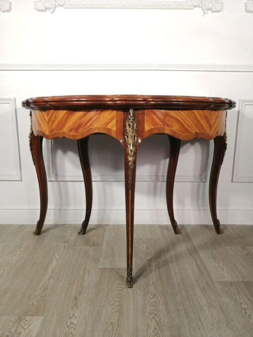 Оригинальный раскладной обеденный стол середины XX века, Франция.