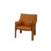 """Кресло """"cassina""""известного дизайнера Mario Bellini."""