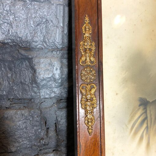 Большая рама в стиле Ампир XIX века, Франция.