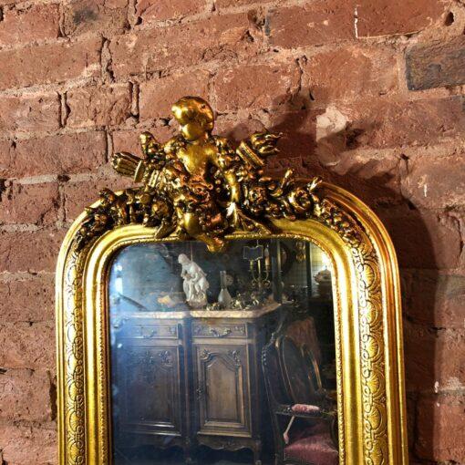 Зеркало середины XX века, Франция.