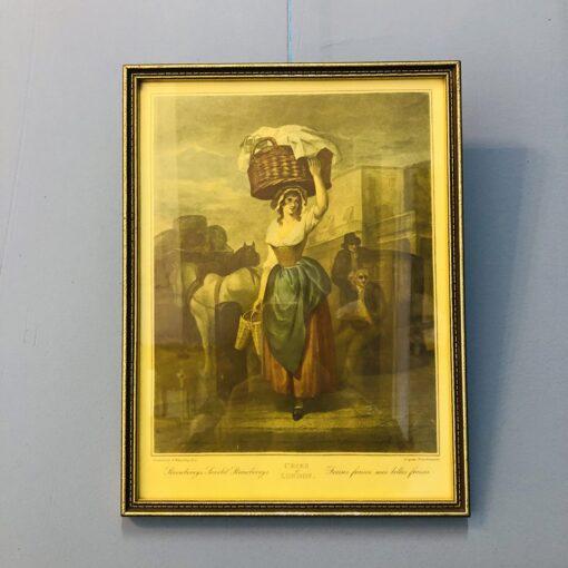 Три литографии по произведениям Диккенса, первая половина XX в