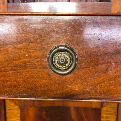 Небольшой книжный шкафчик с Бюро XIX века, Франция.