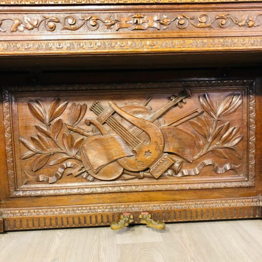 Пианино A.Herold XIX века, Франция.