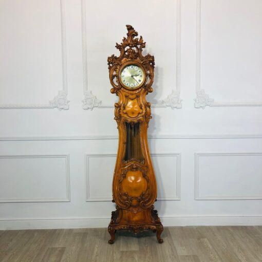 Напольные часы в стиле Louis XV первой половины XX века, Франция.