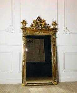 Большое зеркало XIX века, Франция.