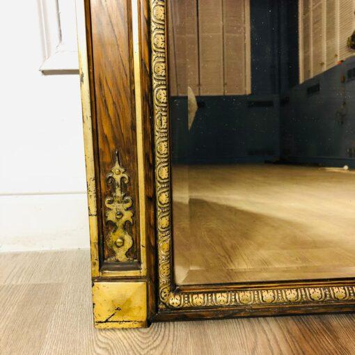 Большое зеркало XIX-XX века, Франция.
