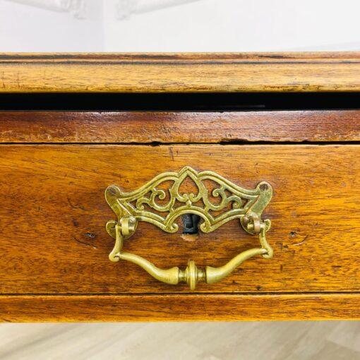 БОЛЬШОЙ письменный стол в стиле Ампир XIX-XX века, Франция.