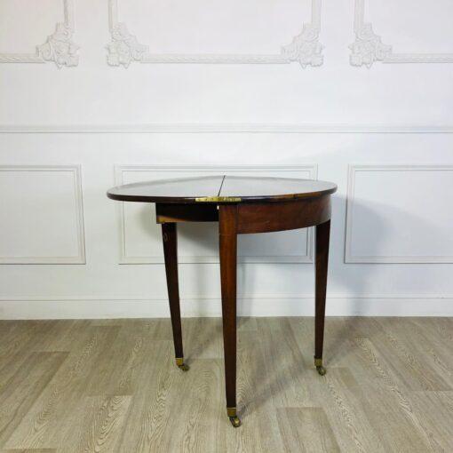 Консоль-столик на колесиках начала XX века, Франция.