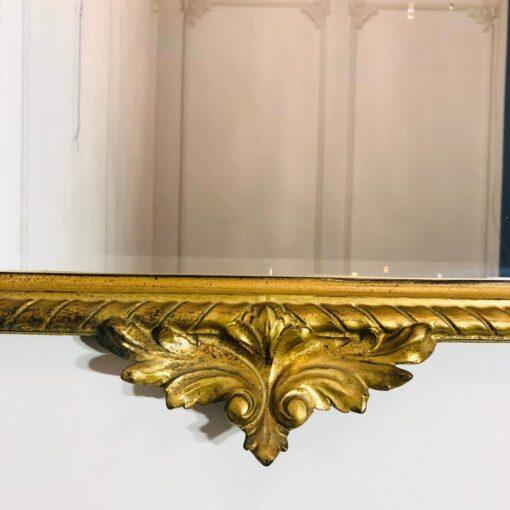 Зеркало первой половины XX века, Франция.