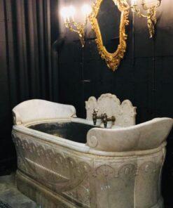 Ванна испанской королевы Изабеллы II, середина XIX века