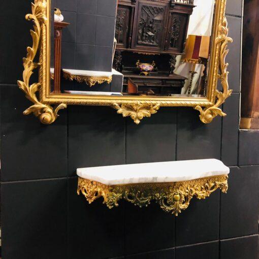 Гарнитур в стиле Людовика XV, Франция.