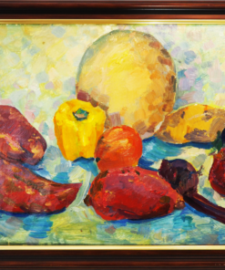 "Картина ""Фрукты и овощи"" И.А.Тимченко. 2003"