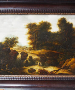 "Картина ""Северный пейзаж"".Ян Эвердинген. 1650-е гг."