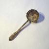 Серебряное ситечко для чая начала ХХ века, Франция