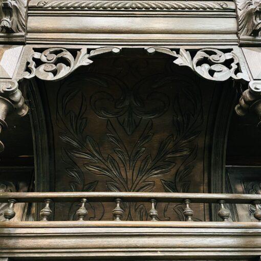 Пара буфетов XIX века в стиле ренессанс, Франция