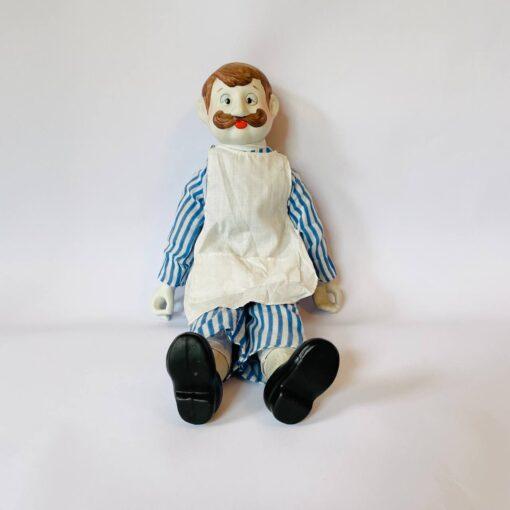 """Кукла керамическая """"Пекарь"""". 1990-е годы, Франция."""