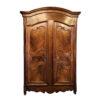 Платяной шкаф антикварный XIX века из Франции