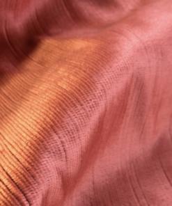 Велюр винтажный коралловый для перетяжки мебели. Прозведен в 1950-е годы во Франции. Размер: 1,5 х 30 м.