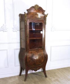 Витрина-бомбе XIX века из Франции