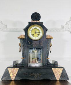 Антикварные часы в стиле Ар Деко De Royal Pasis Bargration 1907 год.