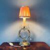 Лампа антикварная настольная первой половины XX века, Франция.