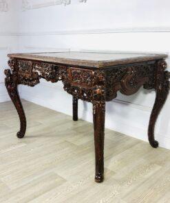 Антикварный письменный стол первой половины ХХ века, Китай.
