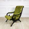 Винтажное кресло из Франции, 1970-е гг.
