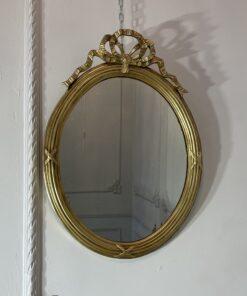 Парные антикварные зеркала начала ХХ века из Франции.