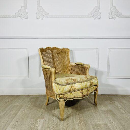 Кресло антикварное середины XX века.