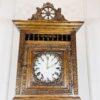 Часы напольные антикварные в бретонском стиле конца XIX века, Cheymol freres. Фото3.