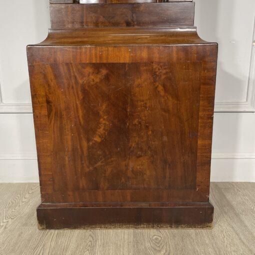 Напольные часы антикварные с ручной росписью Duncan Gray. Фото 4.