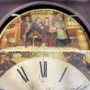 Напольные часы антикварные с ручной росписью Duncan Gray. Фото 8.