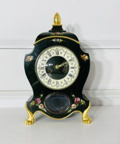 Часы каминные антикварные середины XX века.
